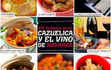 Finalistas de la Semana de la Cazuelica 2020.