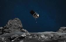 Vídeo: La nave Osiris-Rex de la NASA hace historia al recoger muestras del asteroide Bennu