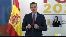 Vídeo: Sánchez e Iglesias presentan los Presupuestos para 2021