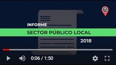 Informe de Comptos sobre el sector público local