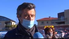 Vídeo: Miles de personas de más de 50 ciudades españolas se suman a las protestas contra la Ley Celaá