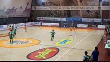 Vídeo del 2-5 para Osasuna Magna marcado por Wanderson de doble penalti