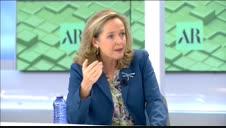 Vídeo | Nadia Calviño: