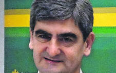 Félix Sola, responsable de marketing de Caja Rural de Navarra