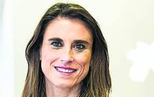 Isabel Moreno, directora Territorial de Caixabank en Navarra