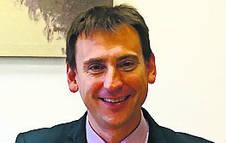 Javier Capapy, director de Elkargi en Navarra