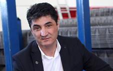 Domingo Sánchez, gerente Forjados Orgués