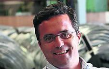 Luis Unceta, director general de Industrias San Isidro (ISIMAR)