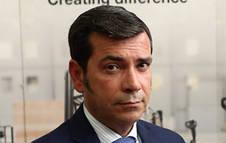 Íñigo Gomariz, director general Mitsubishi Logisnext Europe