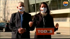 Vídeo: Arrimadas dice que la dimisión del Jemad