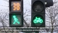 Mejoras en la infraestructura ciclista en Pamplona