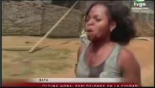 Vídeo: Al menos 17 muertos y cientos de heridos por una cadena de explosiones en Bata, Guinea Ecuatorial