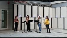 El Conservatorio Superior de Música de Navarra recuerda a las mujeres en la música