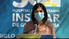 Vídeo: Carolina Darias insiste en que