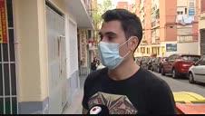 Rescatan en Madrid a una bebé recién nacida abandonada en plena calle