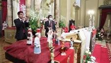 Quinto peldaño de la Misa de la Escalera