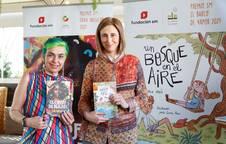 Chiki Fabregat y Beatriz Osés, Premios SM El Barco de Vapor y Gran Angular.
