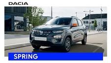 Vídeo del Dacia Spring
