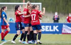 Gol de Osasuna Femenino