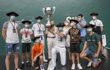 Pamplona consiguió el año el Trofeo Interpueblos tras imponerse a Doneztebe.