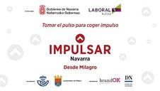 Retransmisión del encuentro Impulsar Navarra desde Milagro