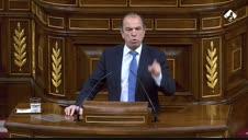 Vídeo del discurso de Carlos García Adanero en el Congreso
