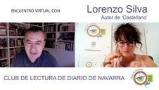 Club de lectura con Lorenzo Silva