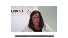 Vídeo de Comversaciones con Pilar Irigoyen (Sodena)