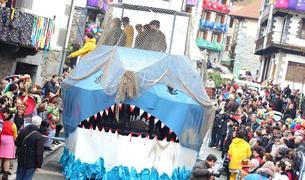 Carnavales en Leitza (II)