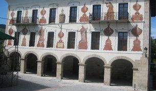 Casa Consistorial de Bera.