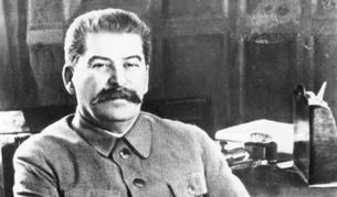 El dictador ruso Joseph Stalin