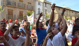 Fiestas de 2014 en Allo y Murchante (21 de agosto)