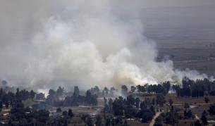 Los combates entre el Ejército sirio y los rebeldes han forzado a 3 millones de sirios a huir.