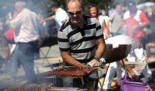 Fiestas 2014 en Fitero, Huarte, Olite, Sangüesa, Viana y Villafranca (15 de septiembre)