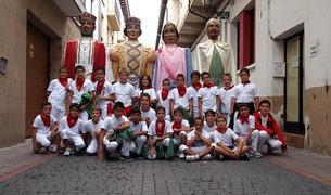 Fiestas 2014 en Fitero, Sangüesa y Villafranca (16 de septiembre)