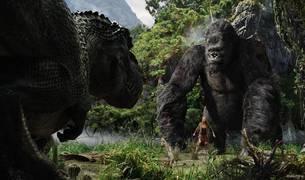 Fotograma de la película 'King Kong'