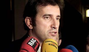 Ferrán Soriano, expresidente de Spanair.