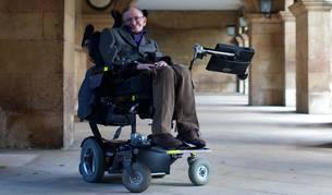 El físico Stephen Hawking.