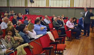 Maristas y Salesianos no convencen a los vecinos del Ensanche