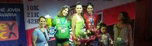 Gemma Pérez, Alejandra Arribas e Inma Sainz.