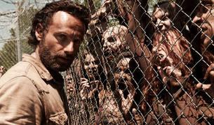 Fotograma de la serie 'The Walking Dead'.