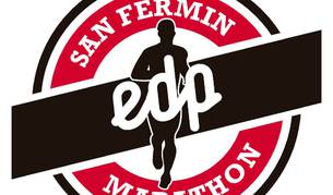 Nuevo logotipo de la San Fermín Marathon.