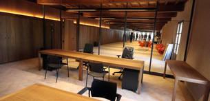 Esta es la sala en la que desarrollan los talleres infantiles y ahora pasará al área de Participación.