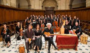 La Coral de Cámara de Pamplona inicia este martes su gira en Francia