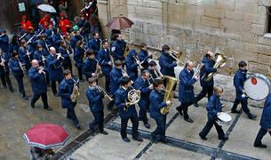 La banda decide salir en el Corpus y el Ángel pese a no haber comitiva oficial
