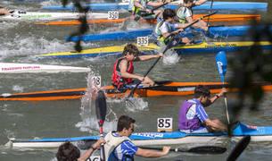 Trofeo de piragüismo Club de Natación