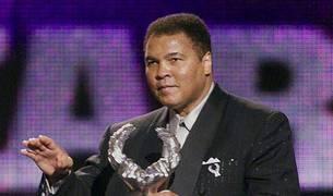 Mohamed Ali.