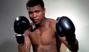 Muhammad Ali se convirtió en un icono de la sociedad estadounidense.