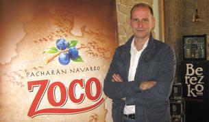 Adrián Subia, director de Producción de Pacharán Zoco