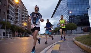Galería de imágenes de la tercera edición de la San Fermín Marathon
